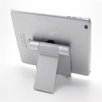 2015 Fashion easy carry aluminium foldable holder stand for laptop tablet PC for mobilephone without charger
