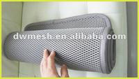 cooling car seat cushion 3D air mesh seat cushion,spacer mesh,air circulation