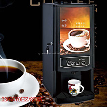 2015 guangzhou High Quality commercial fully automatic black Coffee machine