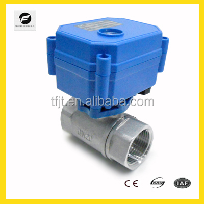 Electric Motor Operated Ball Valve With Ce And Iso Approved For Water Flow Buy Motor Operated