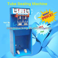 Soft tube sealing machine,face cream tube sealing machine RG-1