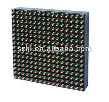 RGB/Red/Green/White/Blue LED Module P10 Outdoor, P10 LED Module RGB