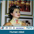 JLSR-0006 China los productos humanos y robots para las decoraciones