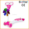 Hot sell CE approve PU wheel scooter, kids scooter for sale, high quality kick scooter