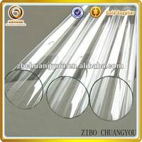 2015 wholesale high quality smoking boro.3.3 browing glass tube (J-420)