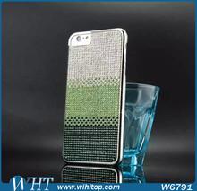 Full Rhinestone Luxury Sparkling Crystal Diamond Phone Case for iPhone 6