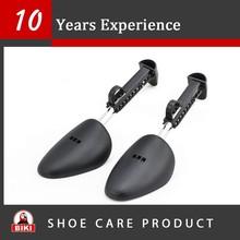 Plastic adjustable shoe inserts shape