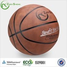 Zhensheng custom logo printed basketball