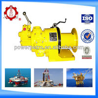 hand crank winches 1 ton air with API CCS certificate