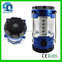 Design new style led camping lantern manufacturer