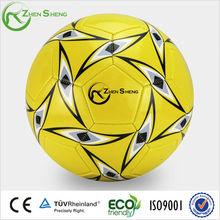 Zhensheng machine stitched cheap soccer balls in bulk