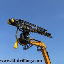 Hydraulic Surface Exploration Core Drilling Rig, Model No. LD 125Q