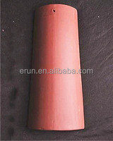 Spanish clay roof tile price/colored ceramic roofing tile for sale