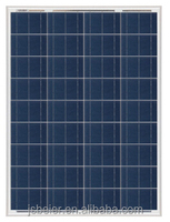 70W/75W/80W/85W Poly solar panel/module China Manufacturer high efficiency for LED Street light, gird and off-grid PV plant