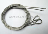 Aircraft Cord wire rope 6X19+FC 6X19+IWS Steel Wire Rope