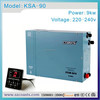 New arrival commerical used 3-24kw steam generator