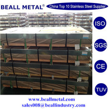 TISCO ZPSS BAOSTEEL Best 2B 1D sheet and plate 403 410 stainless steel price per kg