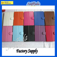 factory price 10.1'' tablet leather case