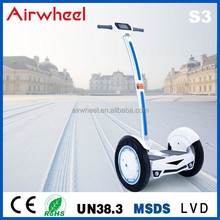 Airwheel S3 Cheap two wheel mobility electric motorcycle for adults