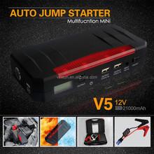 factory jump starter,4 in 1 car jump starter,12v portable jump starter for car and motorcycle