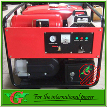 4 in 1 Gasoline generator Air compressor DC welding DC charger 5Kw petrol generator