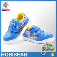 HOBIBEAR hot sale fashion designer baby brand shoes wholesale