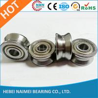 Non-Standard Miniature Bearings, Non Standard Bearing U Groove/ V Groove Bearings