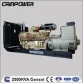 serbest enerji jeneratörü 1500 kVA dizel jeneratör dinamo fiyatları