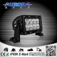 IP69K 4'' 40W dual row 4wd led driving lights
