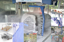 Touchless Car Wash, Laser Wash, Touch Free Car Wash PE-M9 3Years Warranty 25000USD 22KW High Efficiency Built-in Dryers
