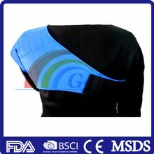 Blue Neoprene Double Shoulder Protector Shoulder Support