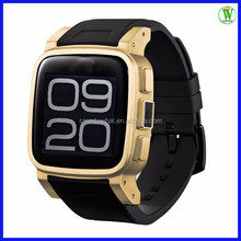 Unlocked GSM Mobile Phone/Waterproof/Shockproof/Pedometer/BT 3.0/Sleep Monitoring/Rugged Cell Phone Watch Android