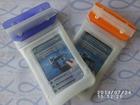 Tpu ECO inflável waterproof phone pouch para a natação
