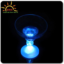 High Quality Fancy Led Blinking Ice Cream Glass For Promotional