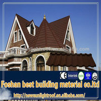 high quality innovative building materials for roofing /colorful steel roofing tile/zinc aluminium roofing tiles
