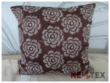 2015 new fashion embroidery square cushion for sale