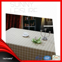 2015 new series Hot Sale polyester table cover oriental tablecloth