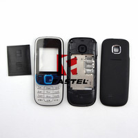 High Quality New Full Complete Mobile Phone housing cover case + Keypad For For Nokia 2330c 2330 classic