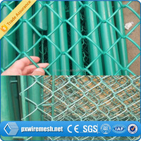 China alibaba cheap and high quality Chain Link Wire Mesh Fencing / PVC Coated Chain Link fences / Plastic Chain Link Fence