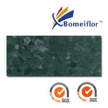 Hospital Use Anti-bacterial Bomeiflor Non-directional Homogeneous Vinyl Sheet Flooring BM3024