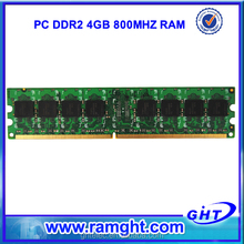 full compatible long dimm DDR2 4GB ram 800mhz