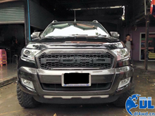 4X4 Car ABS Front Grille For 2015 Ford new ranger PX2
