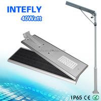 40w Solar bajaj led street light ul led street light