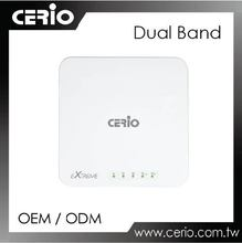 Dual-Band High Power Long Range 802.11ac 867Mbps Ceiling Access Point