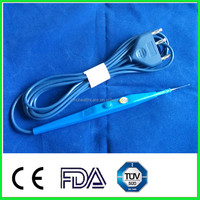 Durable Electro Cautery Hand Control Disposable ESU Pencil