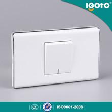 1 g 1 way interruptor 10a tipo de electr interruptor