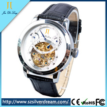 2016 Men Luxury Watches Tourbillon Stainless Steel Means Mechanical