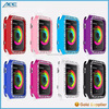 Alibaba Express Diamond Embedded Solid Color Soft TPU Case for Apple iWatch Case 38mm