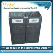 Home Theater/2.0 Active Speaker/Sound System With Bluetooth/SD/FM/Remote Control Portable Speaker professional speaker
