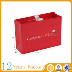 wholesale printed gift paper bag shop